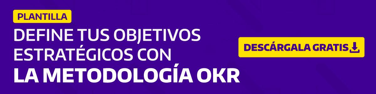 definir objetivos estrategicos con OKR